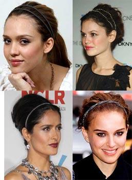 7 idées de serres-têtes et bandeaux du plus simple au plus glamour