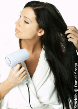 Cheveux secs : 10 choses à ne pas faire