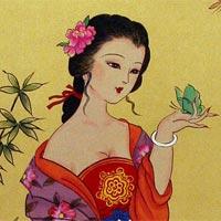 Secret de beauté asiatique : teint de geisha avec de la farine de riz et de l'huile de sésame