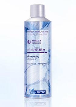 Shampoing réparateur Phytokératine : shampoing sans silicone et sans sodium laureth sulfate