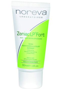 Zeniac LP ou LP Fort - Soin kérato-régulateur intensif pour peaux grasses à imperfections