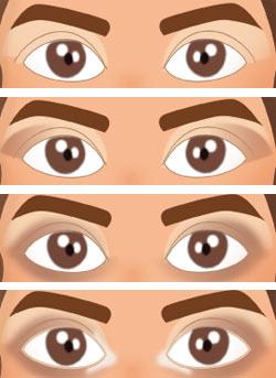 Maquillage des yeux de Jennifer Lopez