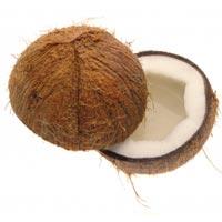 Masque à la poudre d'amla et au lait de coco pour faire pousser les cheveux