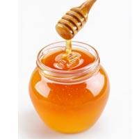 Masque hydratant au miel et à la crème fraîche pour une peau douce