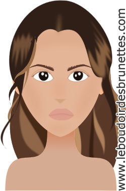 Se maquiller comme Jessica Alba : maquillage de jour