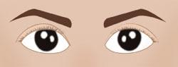 Maquillage pour agrandir les yeux petits