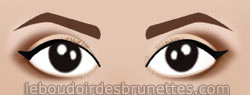 Comment agrandir et maquiller des yeux petits