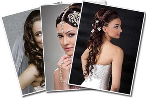 Coiffures de mariage 2012 : chignon de mariage, tiare, diadème fleurs, pour cheveux longs, cours, bouclés, etc.