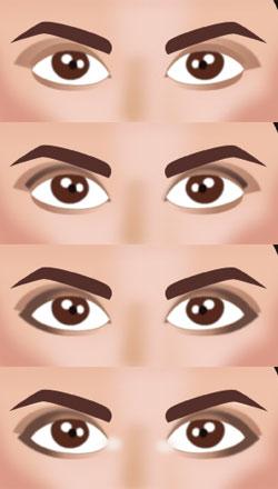 Se maquiller les yeux comme qui Kim Kardashian