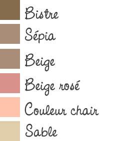 """Maquillage des yeux marron : les couleurs """"nude"""""""