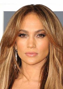Maquillage de Jennifer Lopez au Grammys 2011
