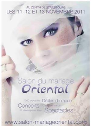 Salon du Mariage Oriental du Grand Est 2011