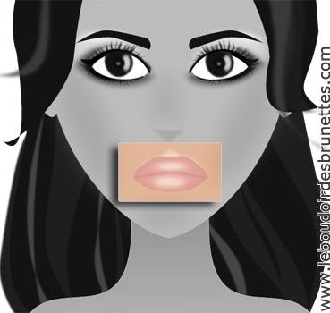 Astuce maquillage pro pour des lèvres pulpeuses : gloss, contour des lèvres, touche éclat