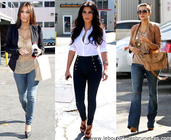 Jeans de Kim Kardashian